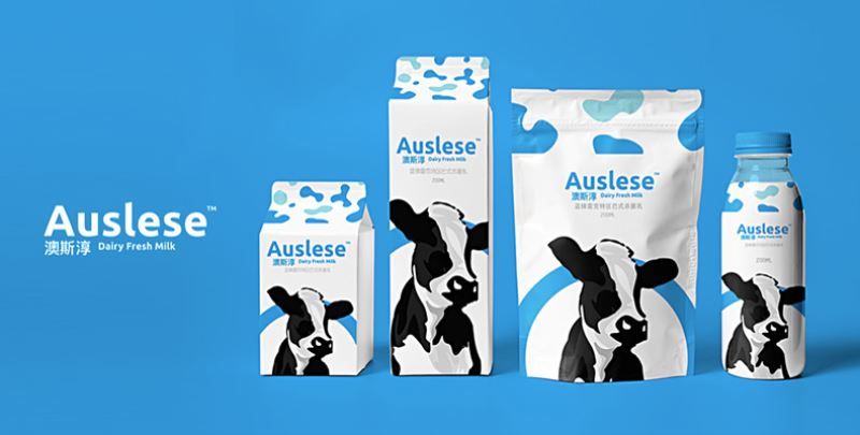 澳斯淳 鲜奶