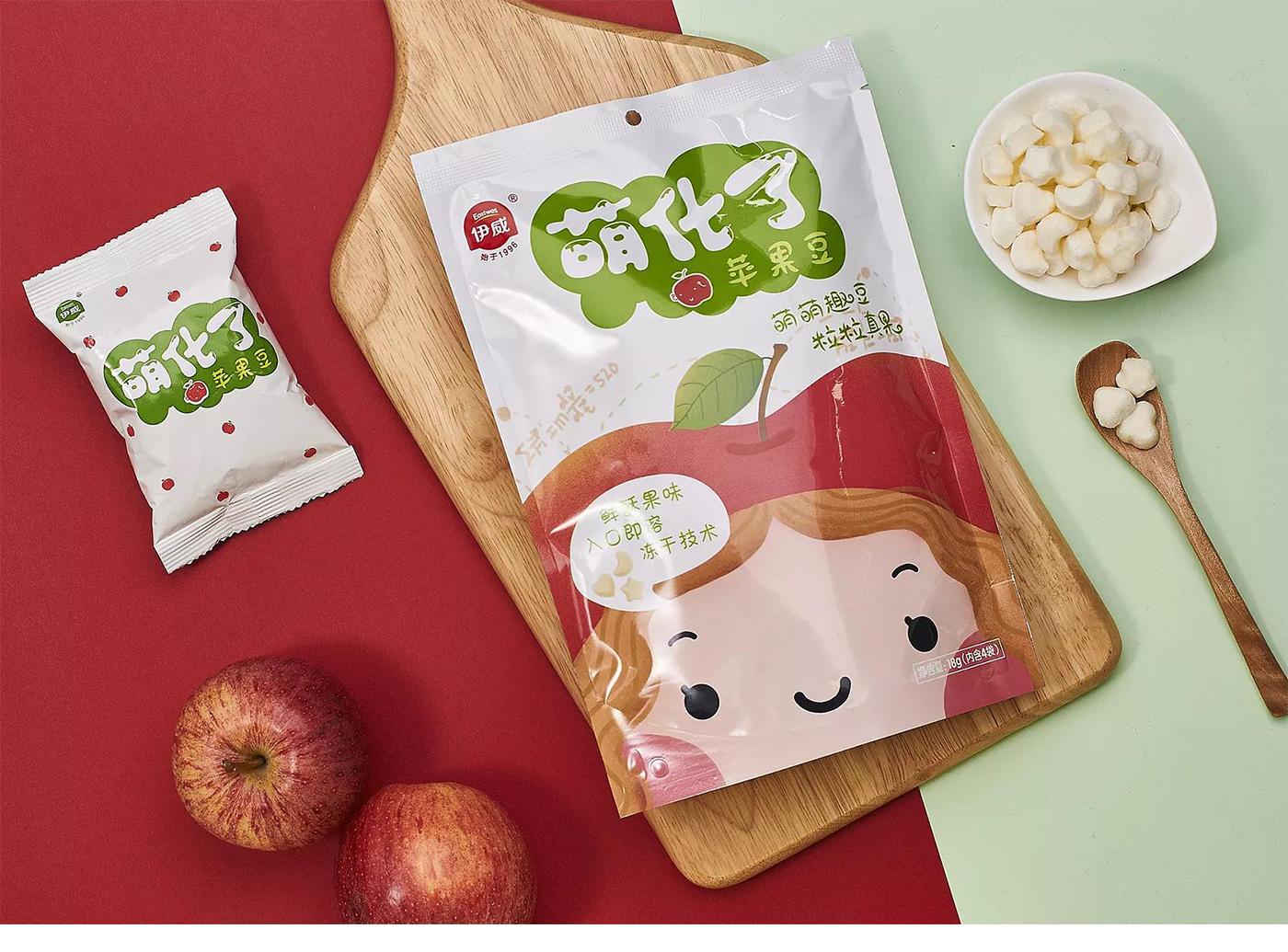 食品包装亚博体育下载地址苹果考量些什么?